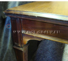 Antique Victorian Mahogany and Oak table