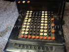 Edwardian Burroughs calculating machine