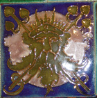 Poole Pottery Tiles