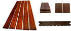 Wood Decking Boards